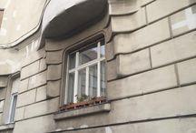 Historikus és későbbi keretező hullámformák ajtó és ablak