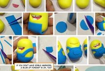 fondant/cake decorating tutorials