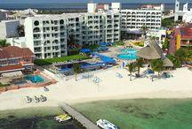 10 Hoteles en Cancún más Baratos que una ida al Cine / Hicimos una lista de 10 hoteles baratos en Cancún y con planes todo incluido, con tarifas accesibles y que si hacemos números de cuanto te gastas en una ida al cine en un domingo familiar, con las palomitas jumbo, refrescos, antojos, comidas, estacionamiento y propinas, podemos encontrar que una noche en alguno de estos hoteles te puede costar mucho menos...