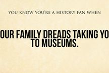 What can I say? I love history!