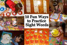 Sight Words / by Julie Salazar