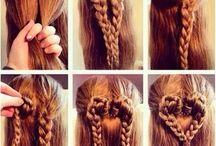 Hair Stile 3 / <333