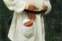 panting -portrets