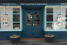 SOAK Yourself Boutique / Welcome to our boutique, and all the beautiful items we stock.