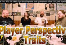 Fyxt RPG Player Perspective Videos
