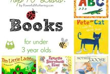 Book lists / by Dot To Dot Child Care