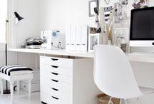 Blog Desk Inspiration