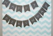 Birthday/Party ideas / by Taylor-Ann