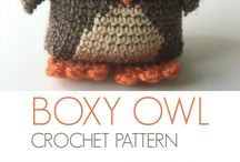 boxy owl