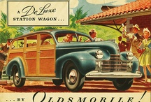 Vintage - Advertising - Vehicles / by Joe Reaves