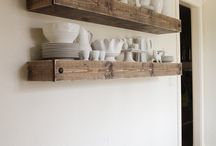 wall shelf deco