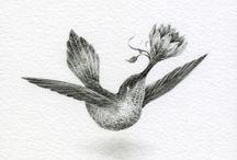 drawings / whimsical