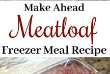 Meatloaf freeze