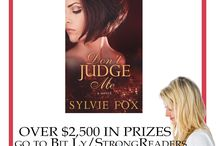 Reader Giveaways / What author doesn't love to reward readers? Check out my giveaways here.