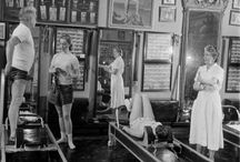 J. Pilates / Historical pics