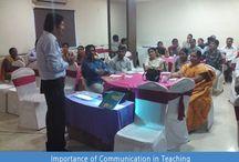 Teachers Training Program / Skill Development and Capacity Building  Program for training teachers.