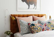 Bedroom Decor / inspiring sleeping quarters...