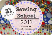 Sewing with Grandkids  / by Patti Brown