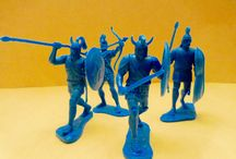 Plastic Toy Soldiers / Collectible Toy Soldiers