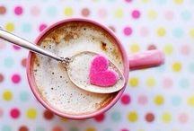 Café, Chocolate Quente e Chá