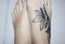 Tattoos / by Sami Clark