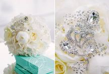 Tiffany Blue Wedding inspiration / Flowers, design, decoration: Frezia Fleur Photography: Dara Rakovcik