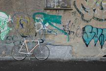 MY BIKES / Track bikes & Design