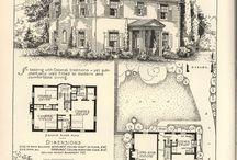 Casas y planos