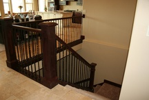 Banisters & Stairways / by Kristy Estes