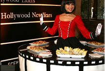 Hollywood and Glamour Party Ideas