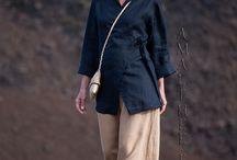 Mode voor oudere dames.