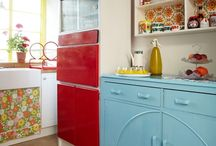 Quirky kitchens