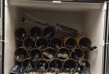 Percussion Room Storage