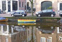 Amsterdam boats