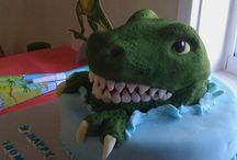 Dinosaur-kake / Dinosaur