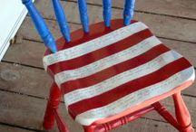 Craft Chairs / by Loree Horony