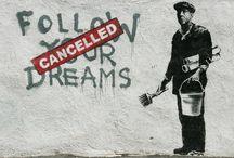 Street art / Najlepsze znaleziska street artowej sztuki