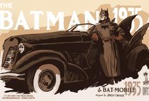 BATMAN / by Lee Talbott