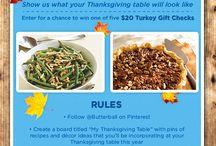Thanksgiving!  / by Jim Higley