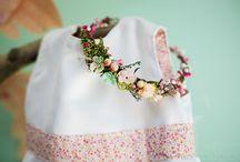 little flower fairy / Handmade photoprops for newborn photography