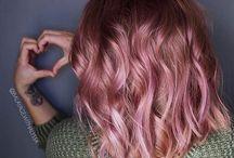 cabellito de colores