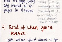 Study Notes Tips