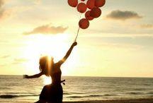 Flying Balloons .....♥
