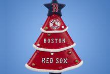 Boston Ornaments