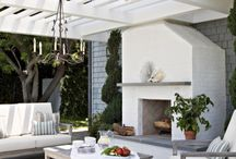 Outdoor spaces / by 1Happychickadee