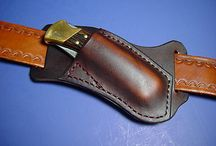 knife and holster