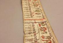 Books, almanachs, manuscripts...