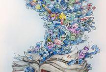 Kerby Rosanes / Kleurplaten