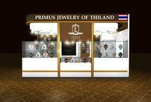 PRIMUS JEWELLERY OF THILAND at JWS Exhibition / PRIMUS JEWELRY OF Thailand at JWS Exhibition at Abu Dhabi.
