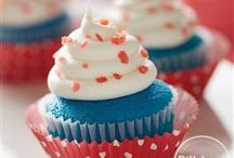 Red, White & Yum / Show your star-spangled spirit this Fourth of July by whipping up some Red, White, and Yum recipes